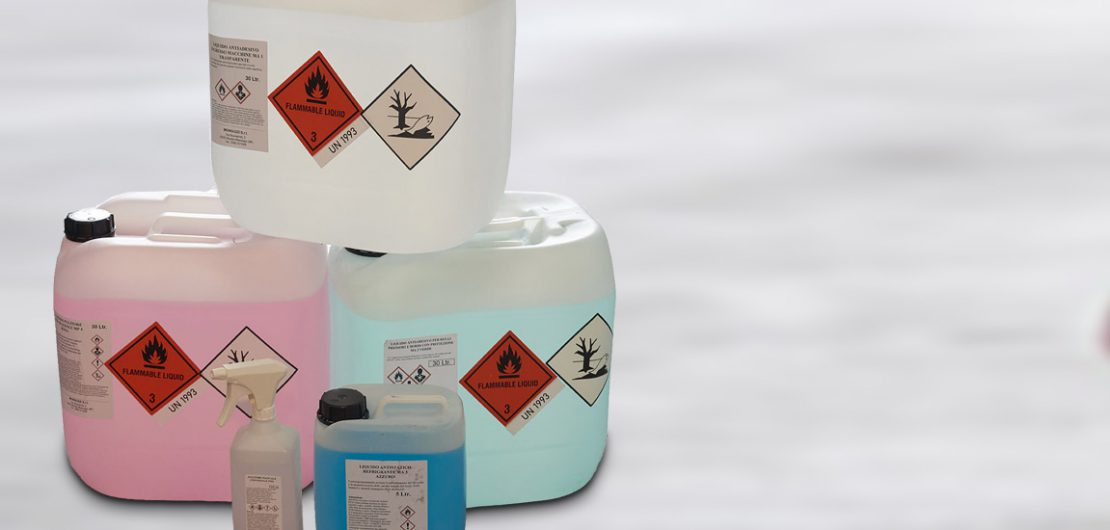 Anti-adhesives and Cleaners